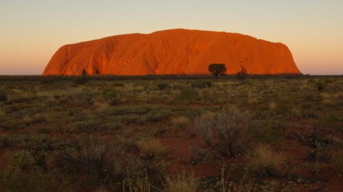 Largest gathering of Indigenous desert rangers in Australia – Uluru, 5-7 November 2019