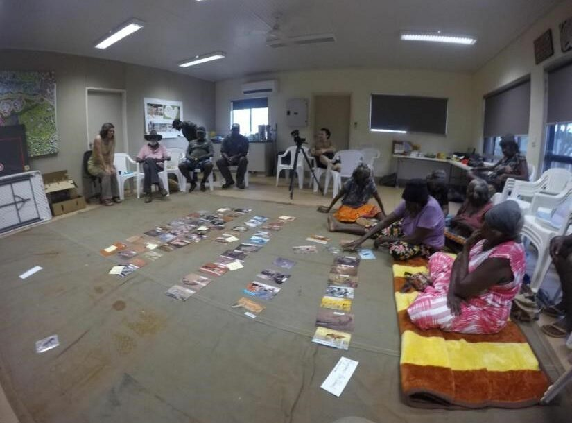 Reading Country Workshop, NT (2019)